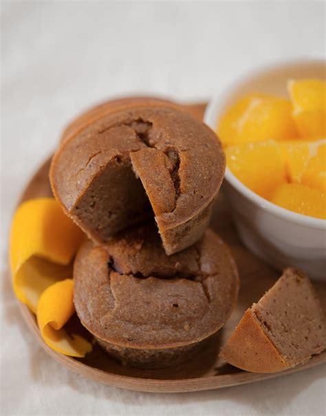 chataigne cuisine fondants châtaigne orange et cardamome clea cuisine