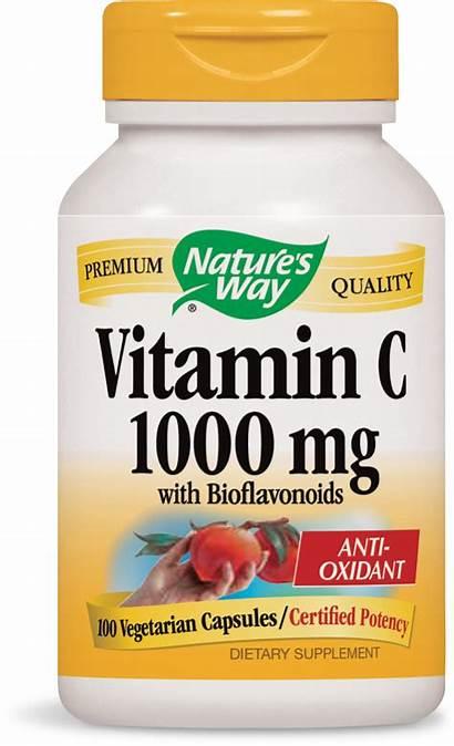 Vitamin 1000 Mg Nature Way Bioflavonoids 1000mg