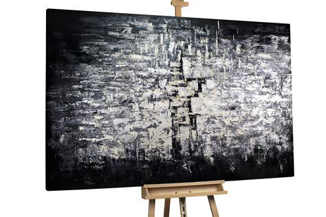 Modernes XxlÖlgemälde In Grau Bestellen Kunstloft