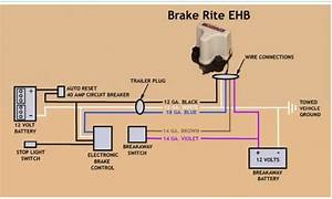 Brakerite Wiring Question With A Lithium Isolator  For