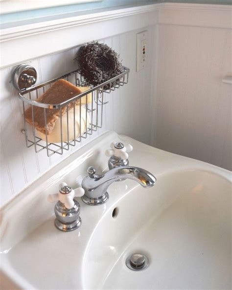 remove stains from porcelain sink how to remove hard water stains from a porcelain sink