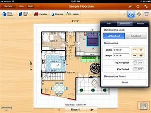 House Plan App Numberedtype