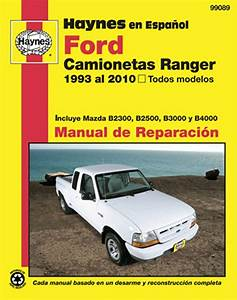 Haynes Repair Manuals Ford Ranger Pick