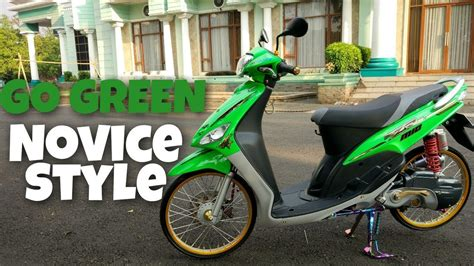 R Thailand Style by Testride Review Mio Zr Novice Thailand Style