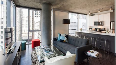 loops  linea apartment tower curbed chicago