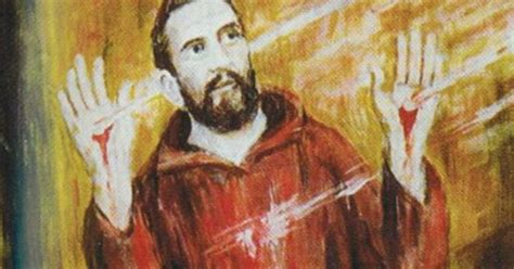 offer it up st francis stigmata and the year of mercy