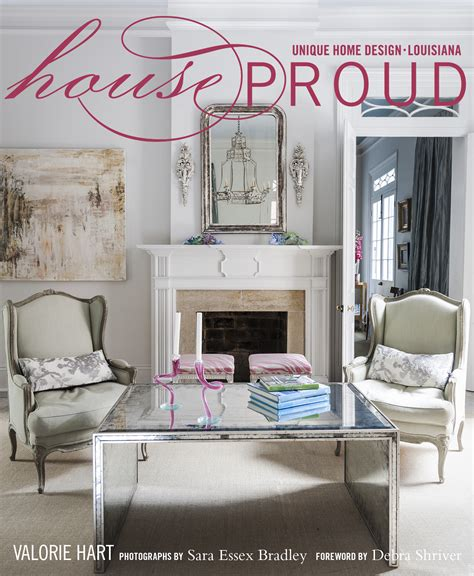 home design books book review quot house proud quot by valorie hart goedeker 39 s