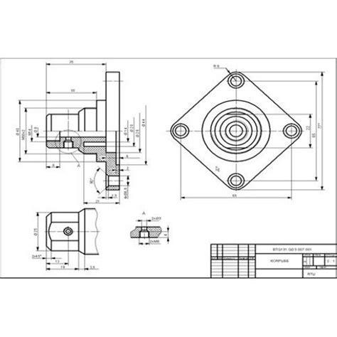 engineering drafting service  chennai id
