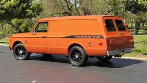 1970 Chevrolet Panel Delivery Truck