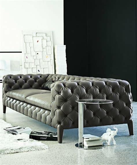 colle pour cuir canape le canapé design italien en 80 photos pour relooker le salon