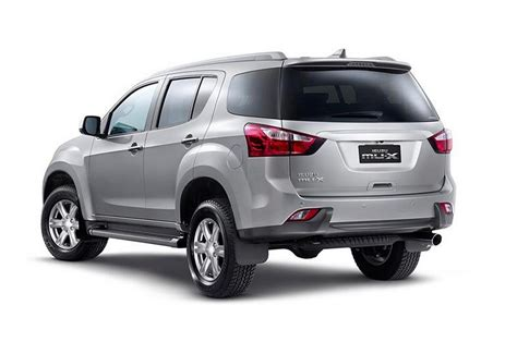 Mux Hd Picture by 2018 Isuzu Mu X Review Release Date Redesign Features