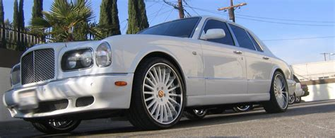 car bentley arnage  forgiato andata wheels