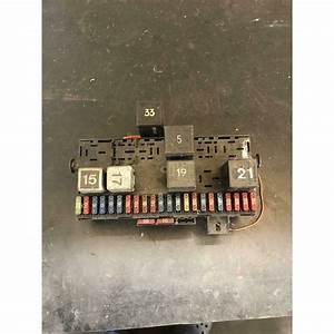 Fuse Box For Mk1