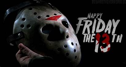 Jason Voorhees Gifs 13th Friday Movie Horror