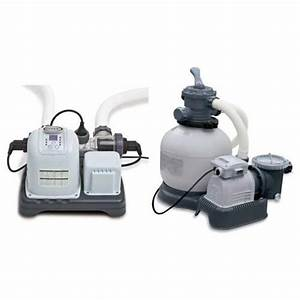 Intex Intex Krystal Clear 2800 Gph Sand Filter Pump