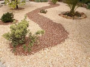 gravier dcoratif marbre rouge gravier jardin alle en With allee de jardin en cailloux 15 gravier decoratif home pro fr