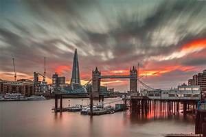 Wallpaper London, England, travel, tourism, sunset ...