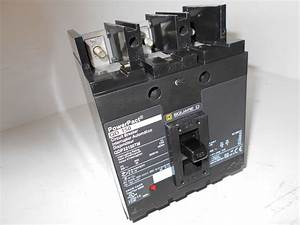 New Square D Qd 150 Amp Qdp32150tm 3 Pole 150a Powerpact