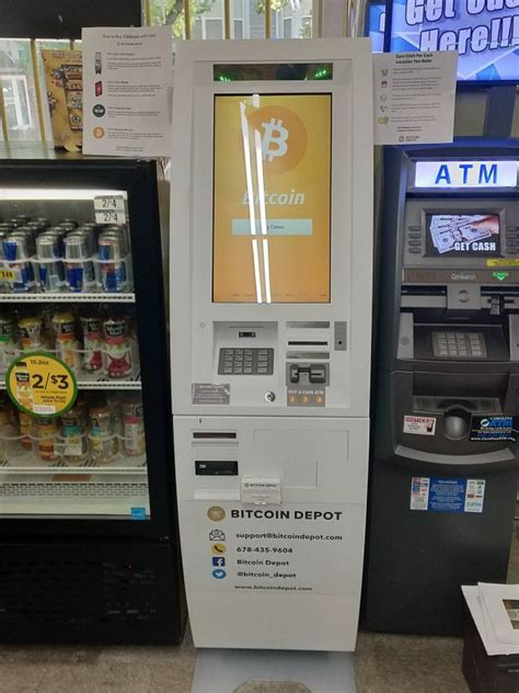 Bitcoin atms beginning to appear in charlotte monday, april 23rd 2018, 6:26 am edt by kristen miranda charlotte, nc (wbtv). Bitcoin ATM in Charlotte - Fourth Ward Market