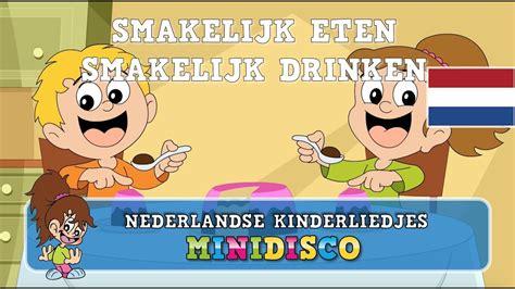 smakelijk eten smakelijk drinken kinderliedjes liedjes