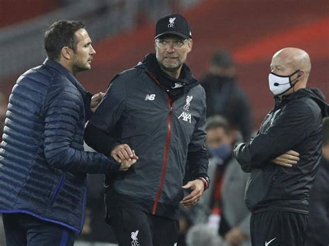 Liverpool's Klopp cranky about Lampard | The Star ...