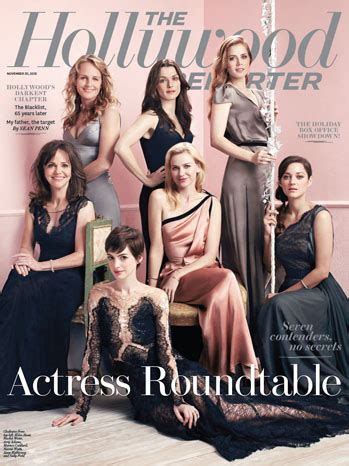 Anne Hathaway, Amy Adams, Marion Cotillard and 4 Other ...