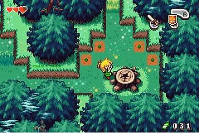 Zelda Legend Link Retro