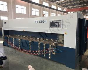 Economic Price Grooving Machine    V Groover Machine    Cnc