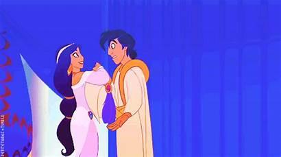 Jasmine Disney Aladdin Kiss Walt Animated Adult