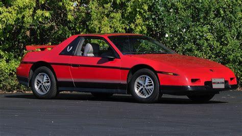 Pontiac Fiero Se by 1986 Pontiac Fiero Se T70 St Charles 2012