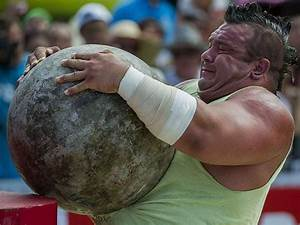 The World's Strongest Man Can Not be Beaten (38 pics ...
