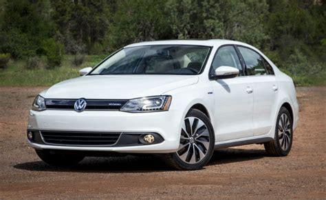 2016 Volkswagen Jetta Hybrid Test Drive Review
