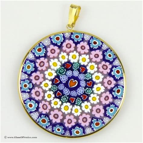 Mille Fiori by Millefiori Glass Jewelry Journal