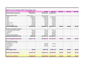 Rental Expense Spreadsheet by Expenses Excel Template Bestsellerbookdb