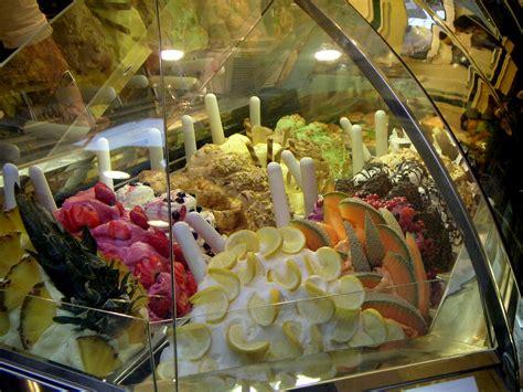 italian ice cream visititalyinfo
