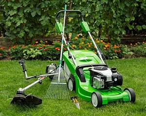 How to Care for Lawn and Garden Tools DIY