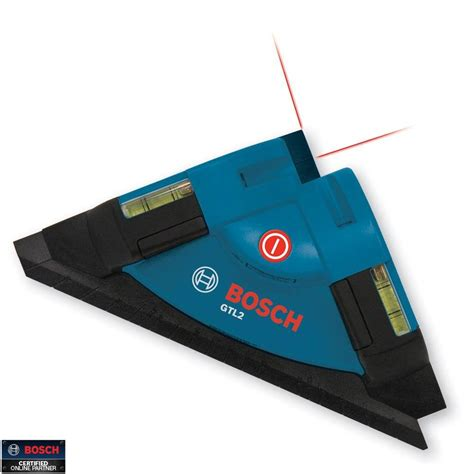 bosch tools gtl2 laser level square vertical chalkline for
