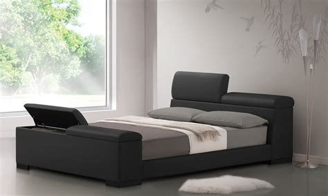 Creative Design Queen Platform Bed With Drawers And