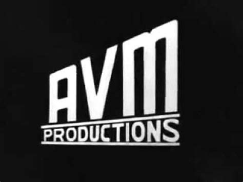 Avm Productions logo - YouTube