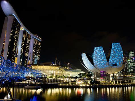 Marina Bay Sands Singapore Hotel Review Photos