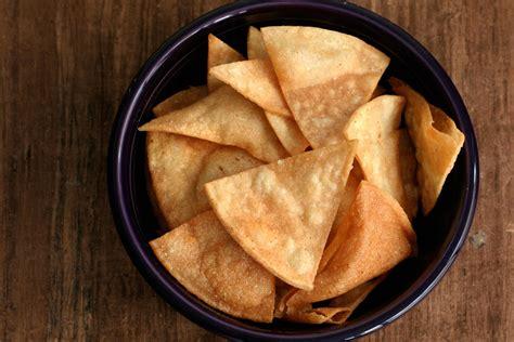 recipes using tortilla chips basic tortilla chips recipe chowhound