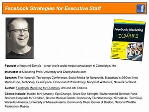 Facebook for Executive Staff