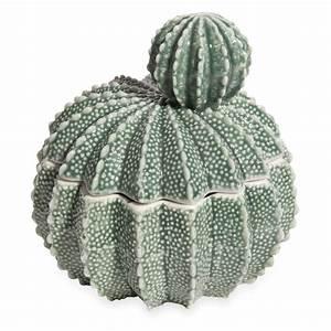 Boite à Bijoux Maison Du Monde : bo te bijoux en porcelaine verte cactus maisons du monde ~ Teatrodelosmanantiales.com Idées de Décoration