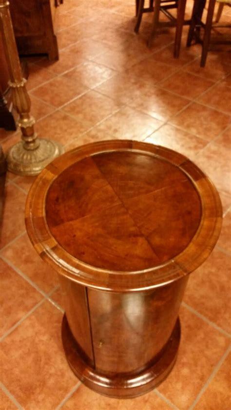 restauro mobili verona colonna cilindrica stile impero 800 antichit 224 e