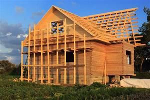 Maison En Bois Construction : le prix de construction d 39 une maison en bois au m2 et devis ~ Melissatoandfro.com Idées de Décoration