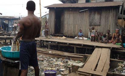 nigeria huge economy  widespread poverty cibn boss