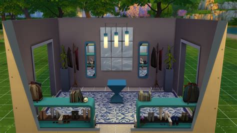 Living Room Kitchen Ideas - the sims 4 interior design guide