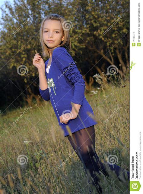 teen playing  nature royalty  stock image image