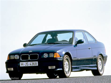 Bmw M3 Coupe (e36) Specs & Photos