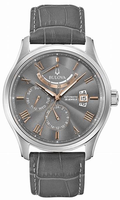 Bulova Zegarek Classic Wilton Uhren Dabei Mindern